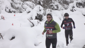 IV Picos Snow Running