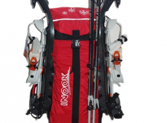 Raffle of two backpacks INOOK Free Expedition. Picos Snow Running