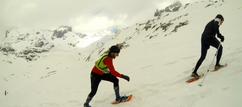 II Picos Snow Running – Championship of Spain of Snow Shoes