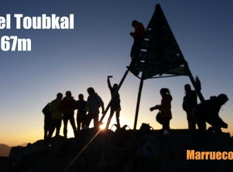 Trekking Toubkal Express 2020