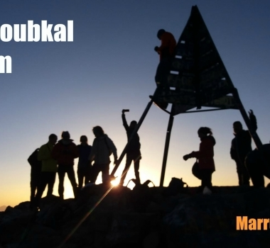 Trekking Toubkal Express en Octubre