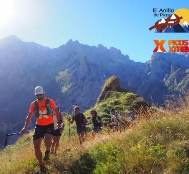 Anillo de Picos 120km +/- 18.000m – Tres etapas inigualables de Trail Running