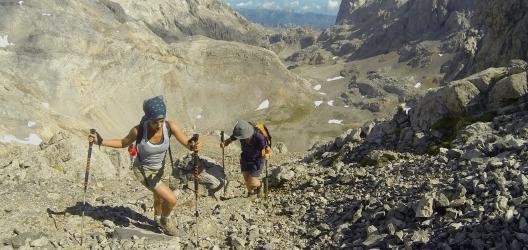 Trekking Organizado