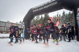 Campeonato de España de Raquetas de Nieve -Picos de Europa
